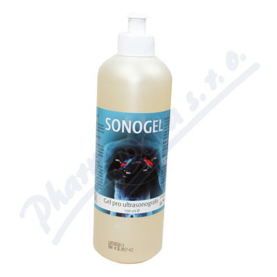 Sonogel na ultrazvuk 500 ml Steriwund