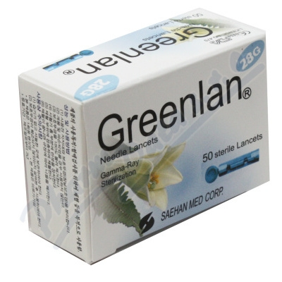 Lanceta Element Greenland 28G 50ks
