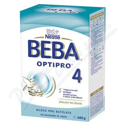 BEBA OPTIPRO 4 600g