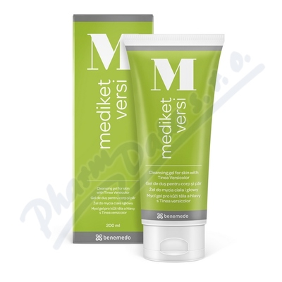 Mediket Versi mycí gel 200 ml