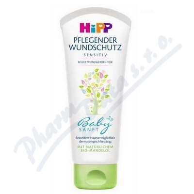 HiPP BABYSANFT Krém na opruzeniny SENSITIVE 100ml