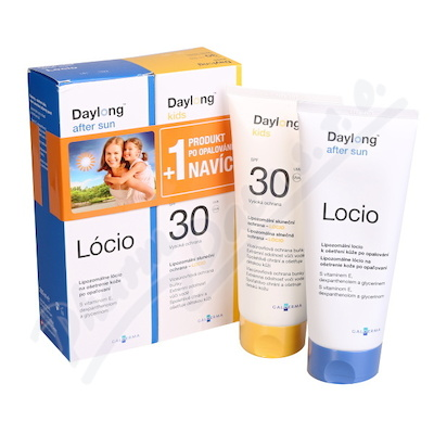 Daylong kids SPF 30 200ml + After Sun Lot.NAVÍC