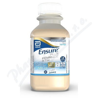 Ensure Plus Advance přích.vanilka por.sol.1x500ml