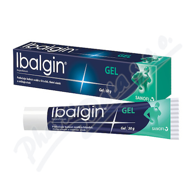 Ibalgin 50mg/g gel 50g