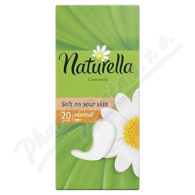 DHV Naturella intimky Normal 20ks