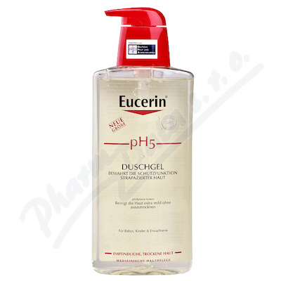 EUCERIN pH5 Sprchový gel 400ml