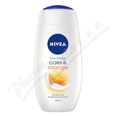 NIVEA Sprchový gel Care&Orange 250ml. č.81077