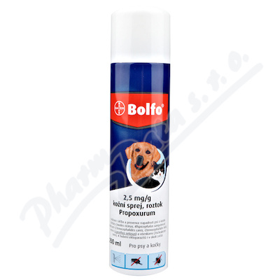 Bolfo spray 1x250ml