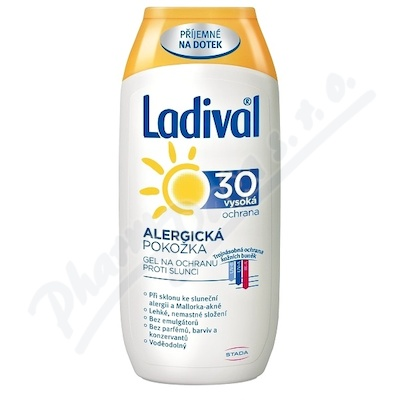 LADIVAL ALERG OF30 GEL 200ml