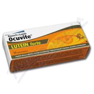 Ocuvite LUTEIN forte tbl.30