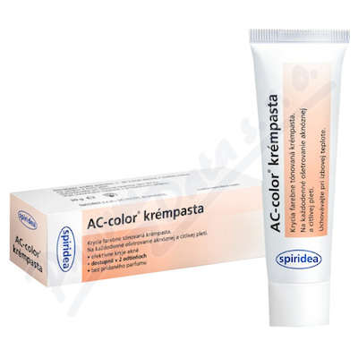 AC-color krémpasta 30g