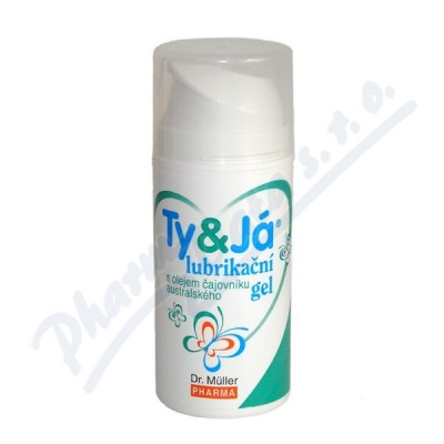 Lubrik.gel Ty&Já Tea Tree Oil 100ml Dr.Müller