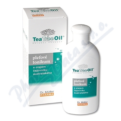 Tea Tree Oil pleťové tonikum 150ml Dr.Müller