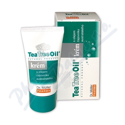Tea Tree Oil krém 30ml Dr.Müller