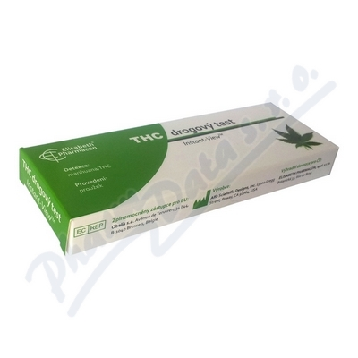 Drogový test THC Instant -View 1ks