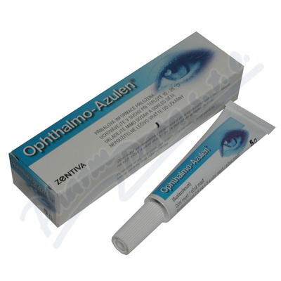 Ophthalmo-Azulen ung.opht.1x5g