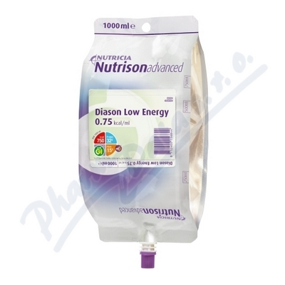 Nutrison Advanced Diason Low Energy por.sol.1000ml
